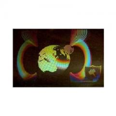 Ruban hologramme Evolis Securion 1.0MIL Genuine Globe 200 faces