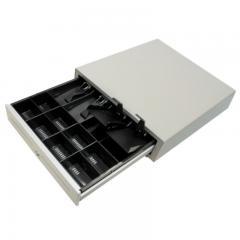 Aures 3S 430 - Tiroir Caisse blanc