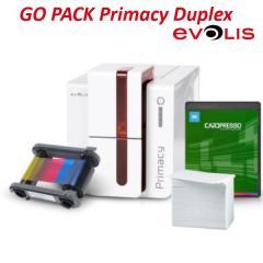 GO PACK Evolis Primacy Duplex
