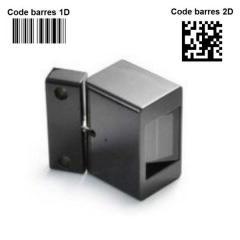 Lecteur codes-barres 2D Aures Sango, Yuno