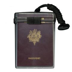 Porte passeport Clearbox