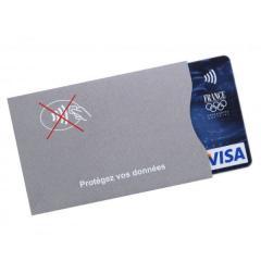 étui-carte souple anti RFID