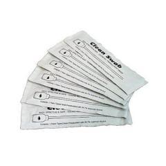 6 Swabs nettoyants pour imprimante étiquettes zebra