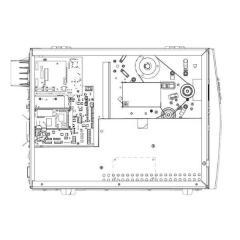 Kit applicateur Zebra XI4 série