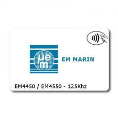 Cartes EM4450 / EM4550 - 125Khz