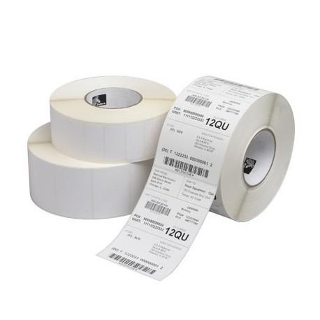 Zebra Z-Perform 1000T - 127 mm x 64 mm - étiquettes papier velin