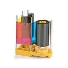 Kit Ruban couleur et retransfert Magicard Prima 4