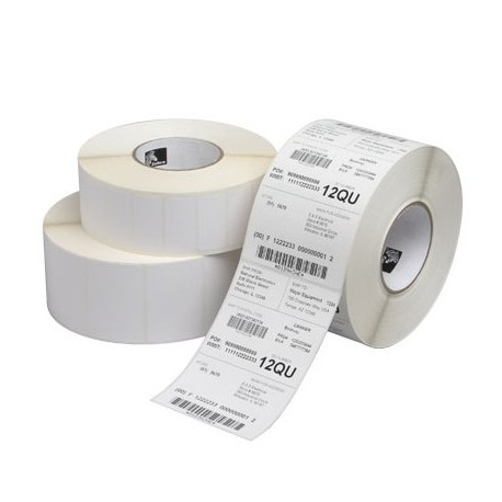 Zebra Z-Perform 1000T - 51 mm x 25 mm - étiquettes papier velin