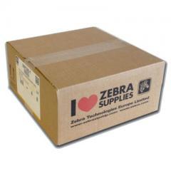 Zebra Z-Ultimate 3000T Argenté - 102 mm x 51 mm - étiquettes Polyester brillant
