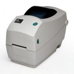Zebra TLP2824 Plus - imprimante étiquettes de bureau