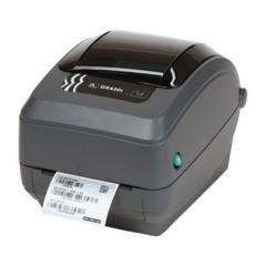 Zebra GX420t - imprimante étiquettes de bureau