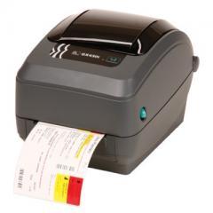 Zebra GX430t - imprimante étiquettes de bureau