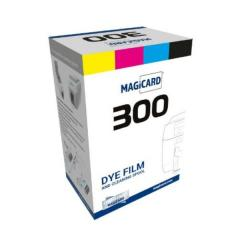 Film couleur YMCKO Magicard 300