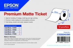 Epson rouleau de tickets et bons (continu), papier normal, 102 mm IM C33S045390