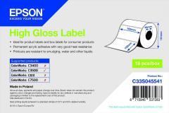 Epson rouleau d'étiquettes, papier normal, 102x152mm IM C33S045541
