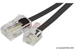 Câble adaptateur APG, RJ45 vers RJ11 / 12 (22803BK-030) IM 22803BK-030
