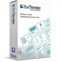Logiciel Seagull BarTender 2019 Automation, licence application + 10 imprimantes IM BTA-10