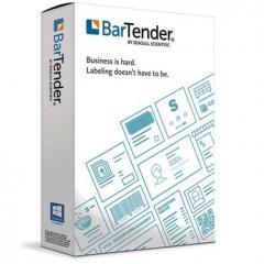 Logiciel Seagull BarTender 2019 Enterprise, Licence imprimante IM BTE-PRT