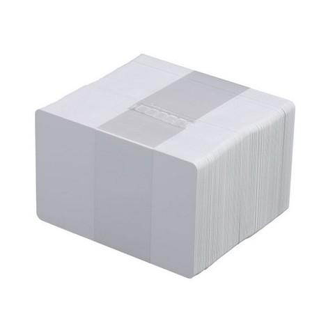 Cartes PVC premium 0.50mm - lot de 100
