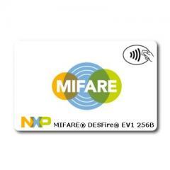 Cartes MIFARE® DESFire® EV1 256B NXP