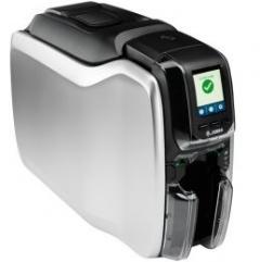 imprimante à cartes Zebra ZC300, 1 face, 12 pts/mm (300 dpi), USB, Ethernet, écran IM ZC31-000C000EM00