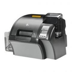 imprimante à cartes Zebra ZXP Serie 9 (ZXP9), 1 face, 12 pts/mm (300 dpi), USB, Ethernet, encodeur RFID IM Z91-A00C0000EM00