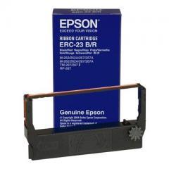 Ruban couleur Epson ERC 23 noir, rouge IM C43S015362