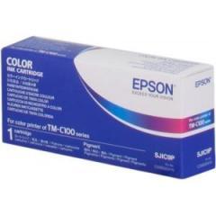 Cartouche d'encre 4 couleurs Epson C-100 IM C33S020410