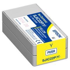 Cartouche d'encre jaune Epson ColorWorks C831 IM C13S020566
