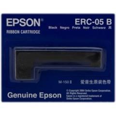 Epson ERC 05B Ruban couleur noir pour Epson M-150, M-150II IM C43S015352
