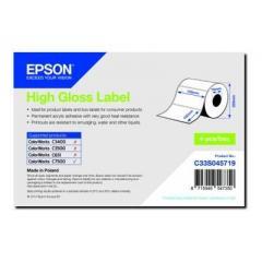 Rouleau d'étiquettes Epson papier normal, 102x152mm IM C33S045719