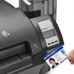Imprimante badge Zebra ZXP9 - Retransfert