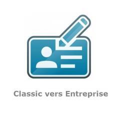 Mise à niveau de Zebra CardStudio 2.0 - Classique vers Entreprise IM CSR2E-UG0C-L