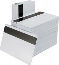 Carte magnétiques HiCo Zebra Premier Plus - 500 cartes IM 104524-107