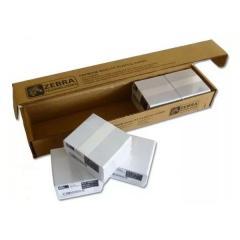 Cartes plastiques composites retransfert Zebra - lot de 499 IM 104524-801