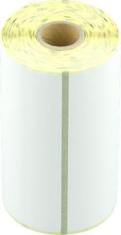 Zebra Z-Select 2000T, rouleau d'étiquettes en papier normal, 101,6x101,6mm IM 3006292-T