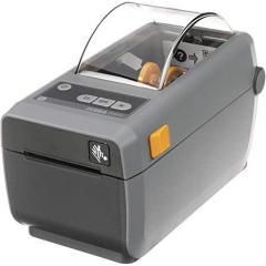 Imprimante étiquettes Zebra ZD410, 8 pts/mm (203 dpi), CR, HTR, EPLII, ZPLII, USB, BT (BLE), Ethernet, gris foncé IM ZD41022-