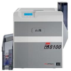 Imprimante cartes retransfert MATICA XID8100