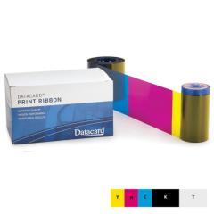 Ruban couleur ymcKT (petit panneaux) Datacard SD160 - 650 faces