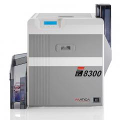 Imprimante cartes retransfert MATICA XID8300