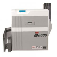 Imprimante cartes retransfert MATICA XID8600