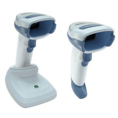 Lecteur codes-barres Zebra DS2278-HC, BT, 2D, en kit (USB), blanc IM DS2278-HCBU2100PRR