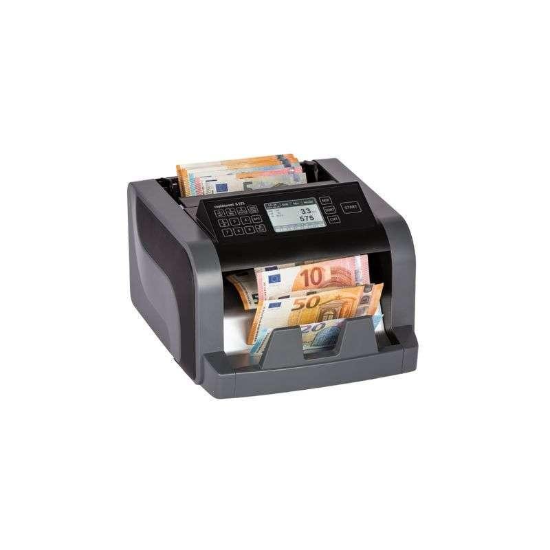 Compteuse pièces et billets Ratiotec rapidcount S 575 IM 946901