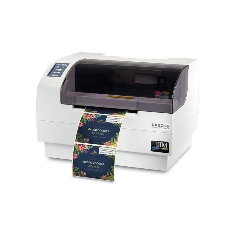 DTM LX600e - Imprimante d'étiquettes couleur