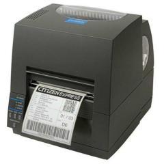 Imprimante étiquettes Citizen CL-S6621 noire