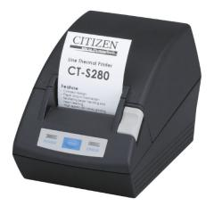 Imprimante de tickets Citizen CT-S280 / CT-S281