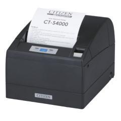 Imprimante tickets Citizen CT-S4000 noire