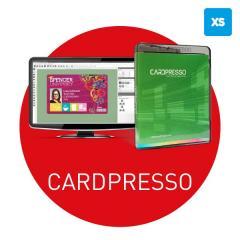 Logiciel badges Cardpresso XS - Liaison Excel