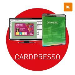 Logiciel badges Cardpresso XL - Liaison ODBC