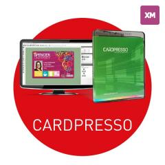 Logiciel badges Cardpresso XM - MS ACCESS